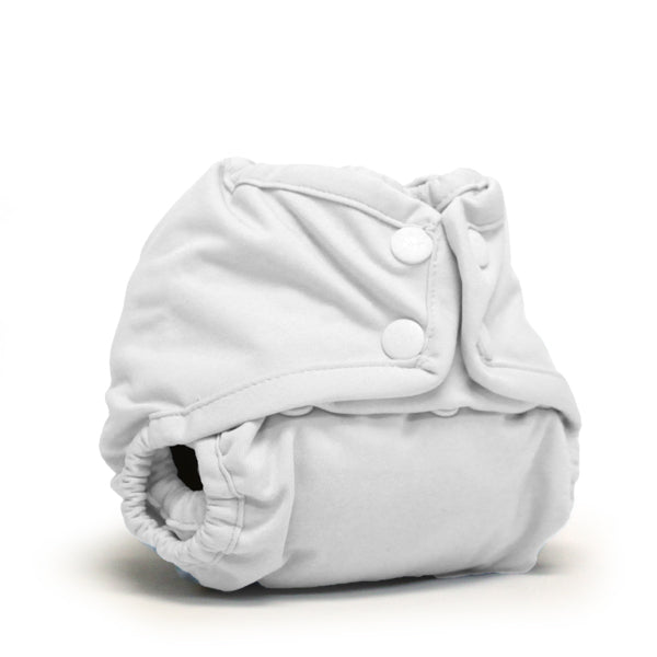 Rumparooz Newborn Cloth Diaper Cover Snap, Fluff