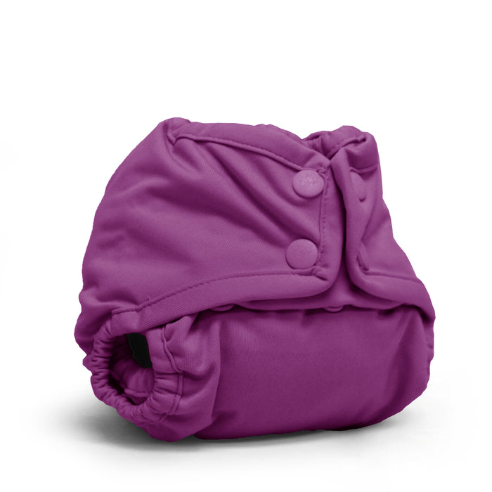 Rumparooz Newborn Cloth Diaper Cover Snap, Orchid