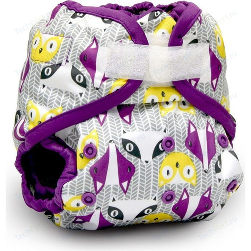 Rumparooz One Size Cloth Diaper Cover Aplix, Bonnie