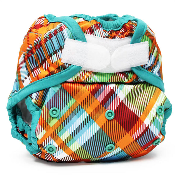 Rumparooz One Size Cloth Diaper Cover Aplix, Quinn