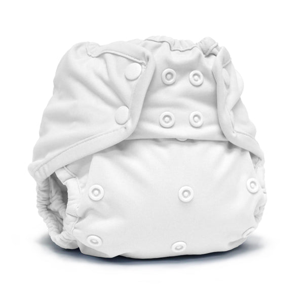 Rumparooz One Size Cloth Diaper Cover Snap, Fluff