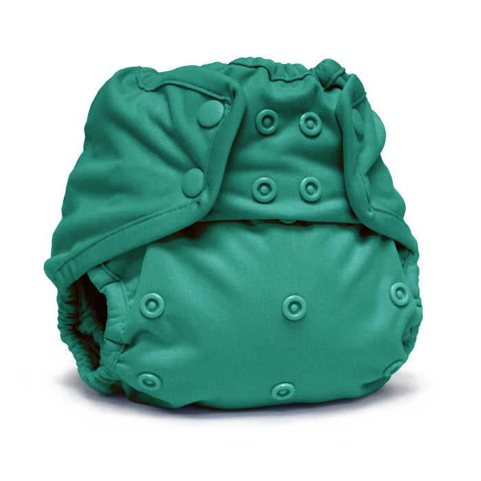 Rumparooz One Size Cloth Diaper Cover Snap, Peacock