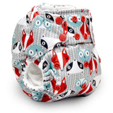 Rumparooz One Size Cloth Pocket Diaper Snap, Clyde