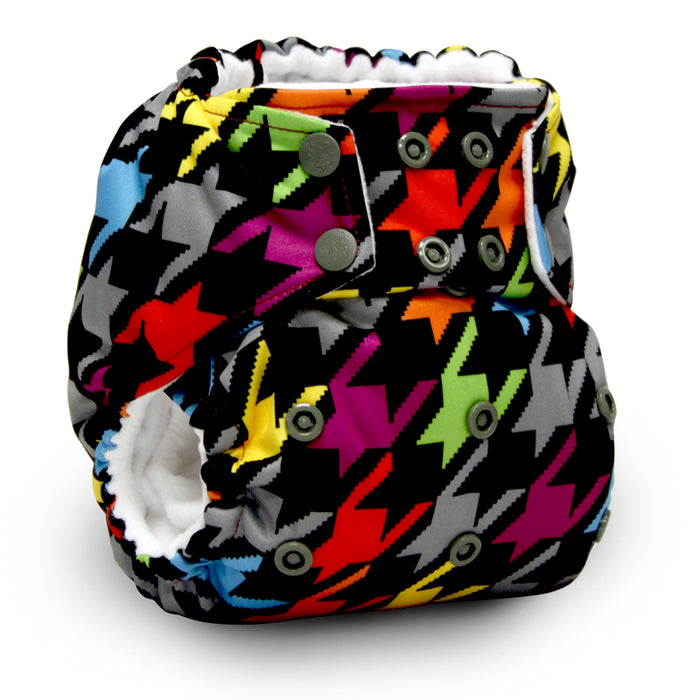 Rumparooz One Size Cloth Pocket Diaper Snap, Invader