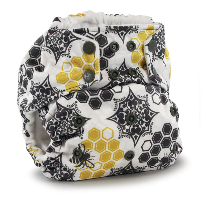 Rumparooz One Size Cloth Pocket Diaper Snap, Unity