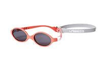 Lassig Swimwear - Lassig Splash & Fun Scratch Proof Flexible Sunglasses Sunspecs Unisex -Peach