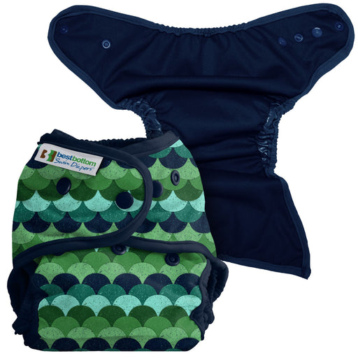 Best Bottom Swim Diaper - Loch Ness