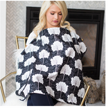 Udder Covers - Breast Feeding Nursing Cover Lily