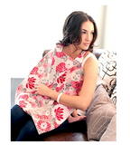 Udder Covers - Breast Feeding Nursing Cover Natalie