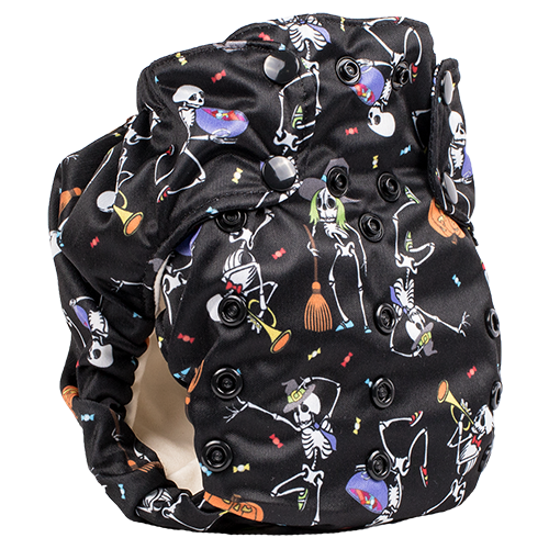 Smart Bottoms Diaper Cover The Rolling Bones