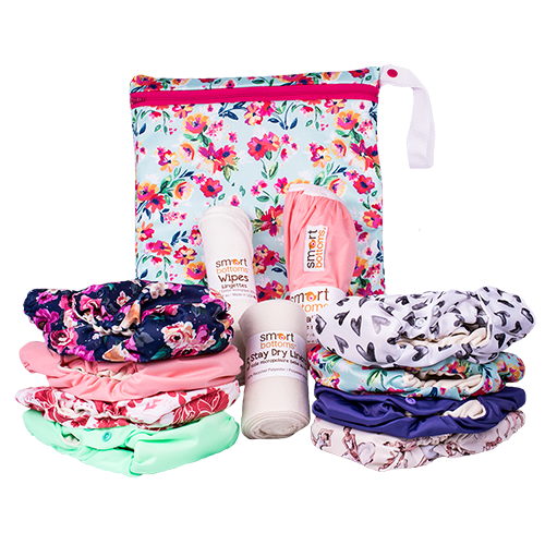 Smart bottoms Start Smart Kit Girl
