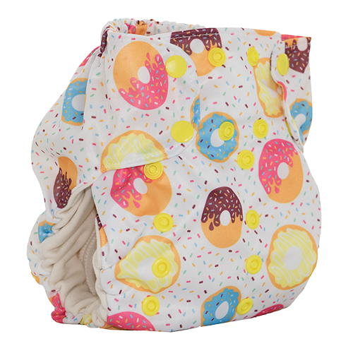 Too Smart Bottoms Diaper Cover Sprinkles