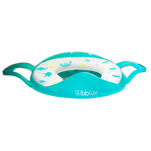 bbluv- Toilet Seat for Potty Training Aqua