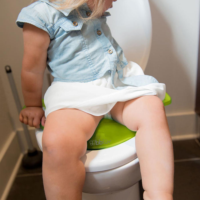 bbluv- Toilet Seat for Potty Training Lime