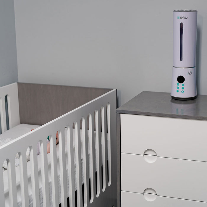 bblüv Ümi -2-in-1 Ultrasonic Humidifier & Air Purifier