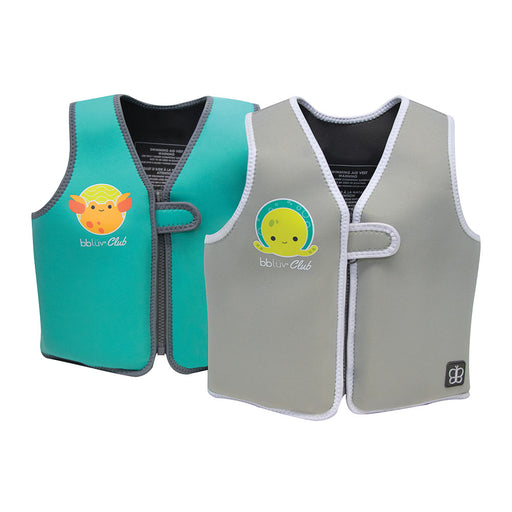 bblüv- Evolutive Neoprene Swim Vest in 2 color