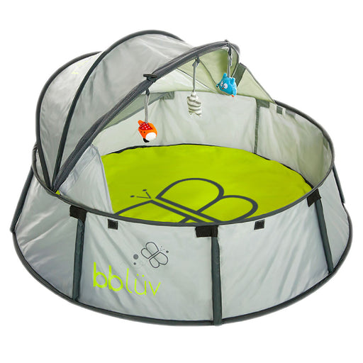 bblüv - 2 in 1 Travel & Play Tent Foldable and Portable