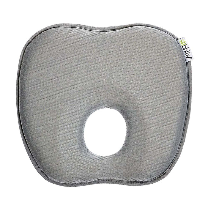 bblüv - Pilö - Ergonomic Headrest for Baby Grey