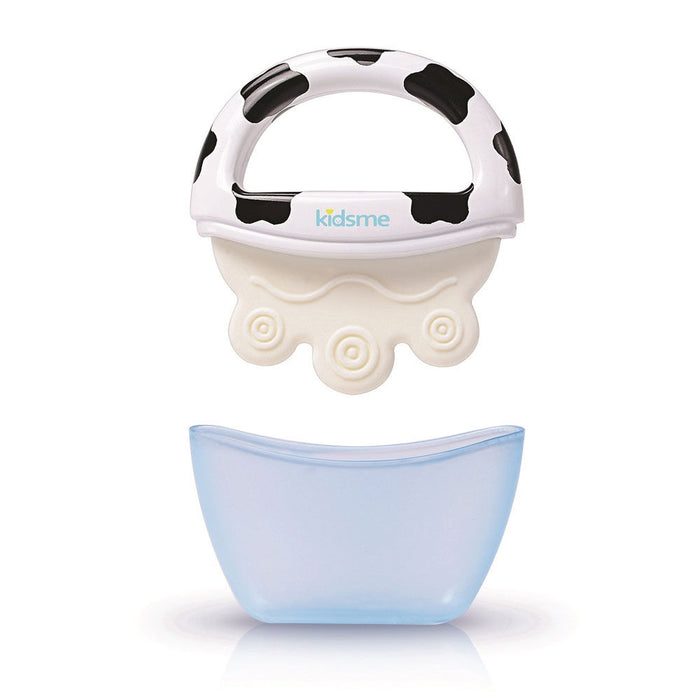 Kidsme Icy Moo Moo Silicone Teether