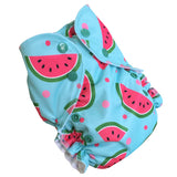 AMP Dipaers- One Size Duo watermelon Prints
