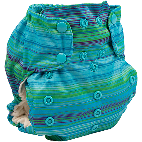 Too Smart Diaper Cover Reef
