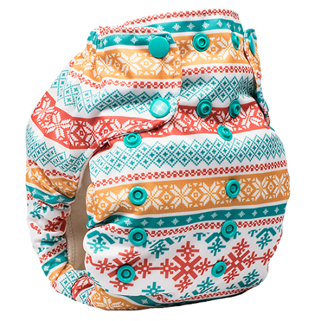 Smart Bottoms Diaper Cover Sweater