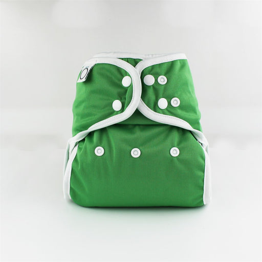 Diaper cover - Green