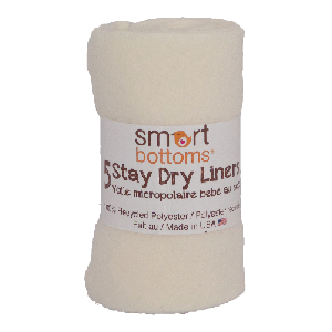 Stay Dry Liners 5 pack