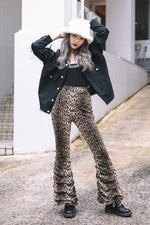 "ANIMAL ""LOO-GY"" LEGGINGS / LEOPARD"