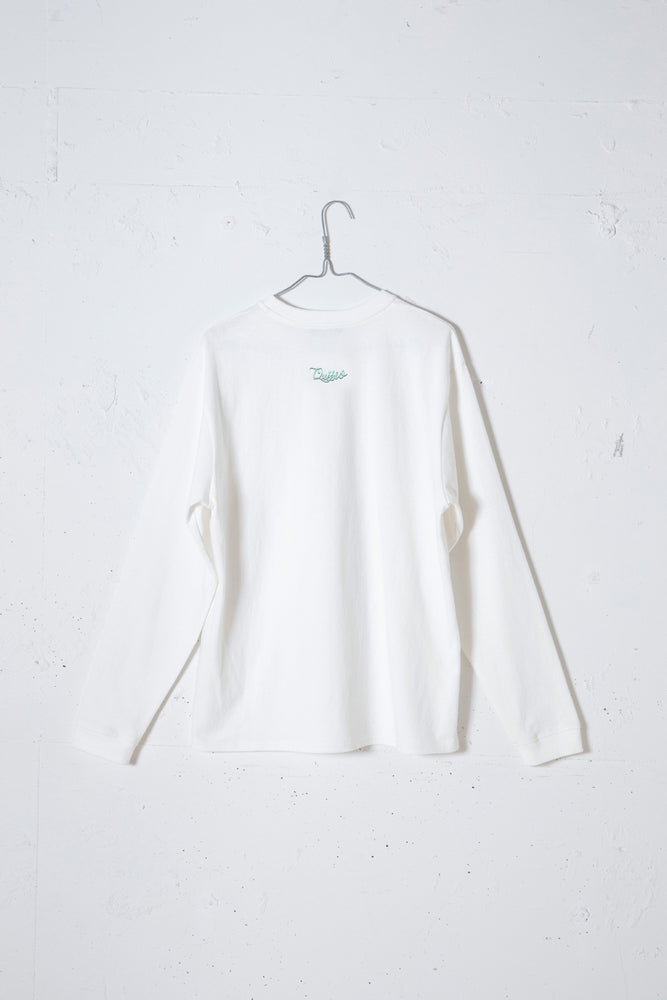 MILKSHAKE PHOTO PRINT L/S TEE / MINT