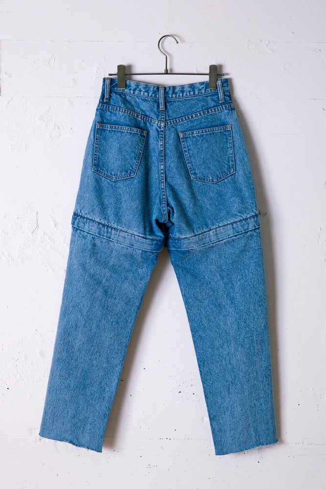 2WAY DENIM / L/BLUE