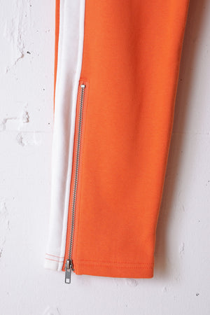 SWEET PUXXY SWEAT PANTS / ORANGE