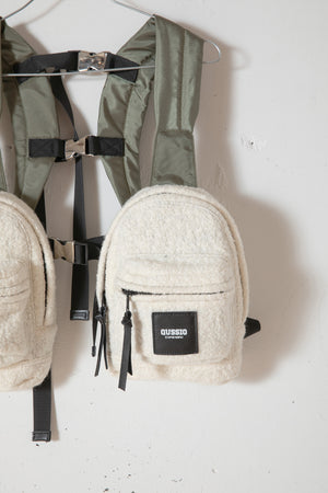 TWINS BODY BOA BAG / WHITE