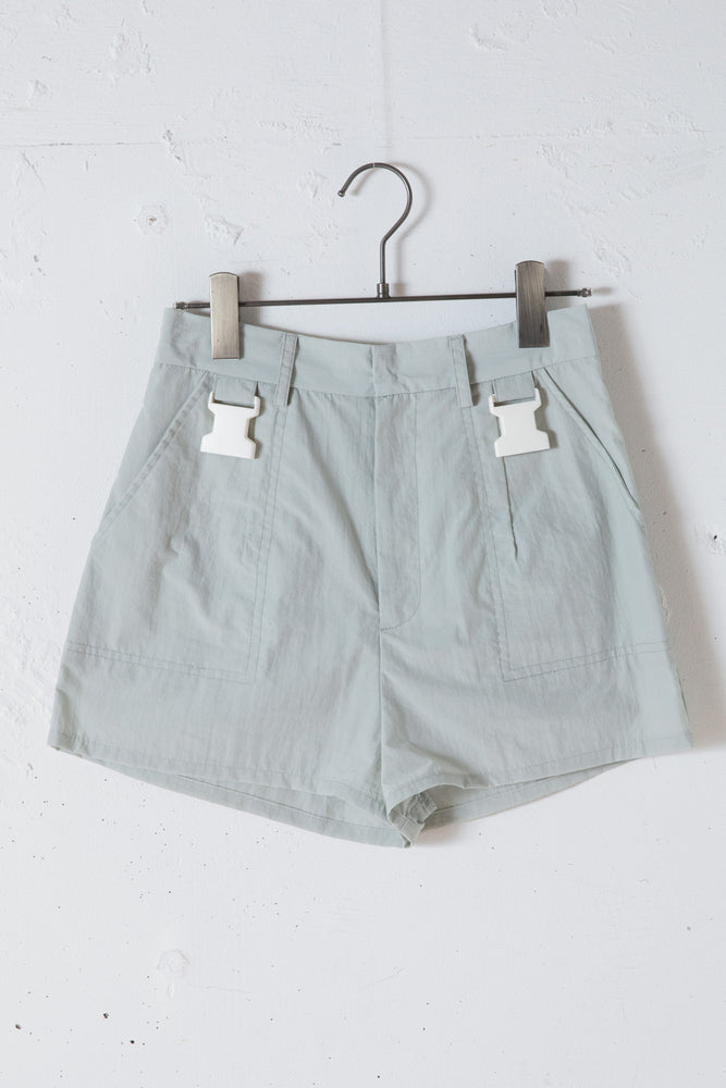 UTILITY NYLON 2WAY PANTS / MINT