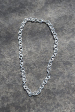 BOLD CHAIN CHOKER NECKLACE