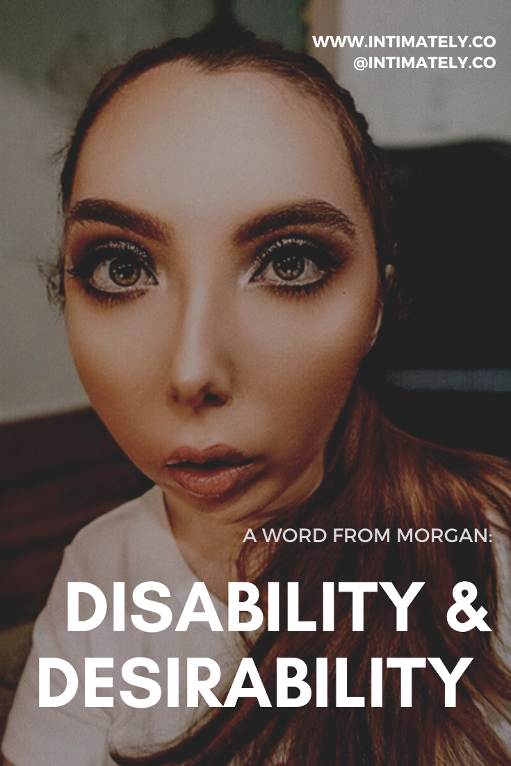 Disability and Desirability