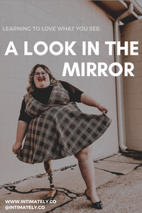 Learning to Love What You See: A Look in the Mirror by @anneandkathleen