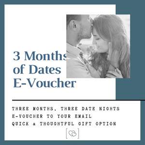 3 Month Of CupidBox Dates