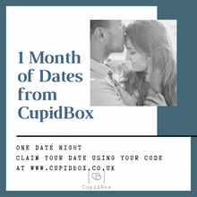 Load image into Gallery viewer, CupidBox Gift Cards
