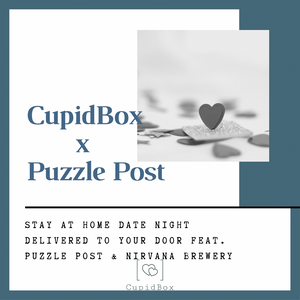 CupidBox x Puzzle Post Date Night