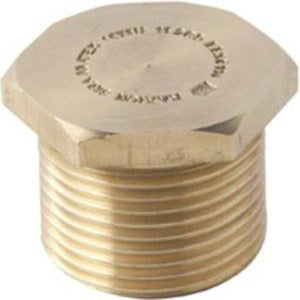 EEXD Flame Proof Brass Stopping PLug 32MM Hex Head