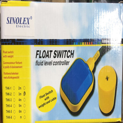 Sinolex Float Switch 3 Mtr