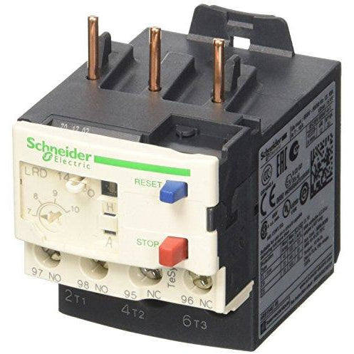 Overload Relay Number of Poles: 3 Standards: UL, CSA, ATEX D 94/9/CE, GOST Height: 3.62