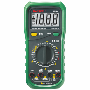Digital Multimeter - MY-60 Series Mastech