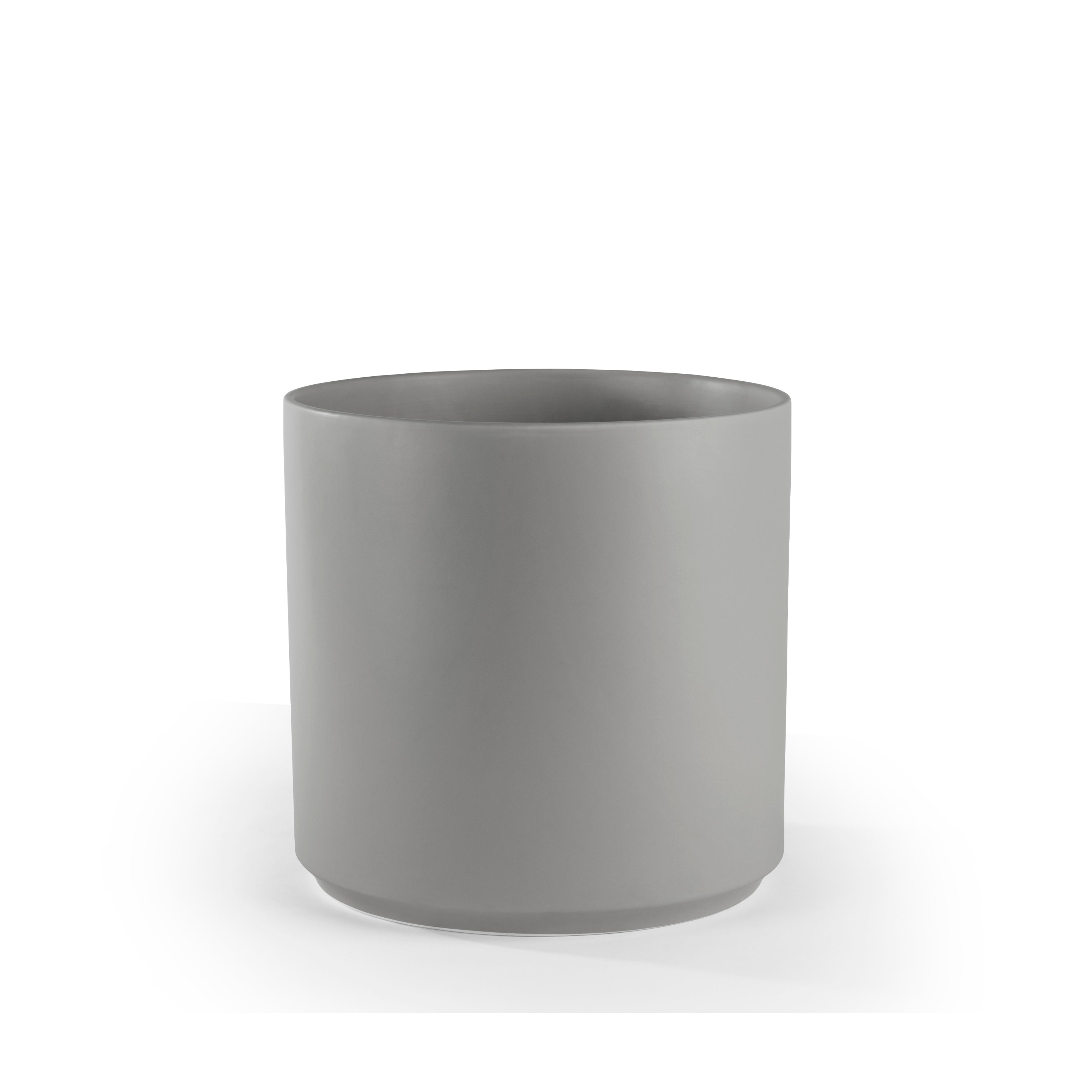 The Fourteen - Ceramic Cylinder with Stand