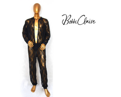 Midnight Onesie - Male Lingerie