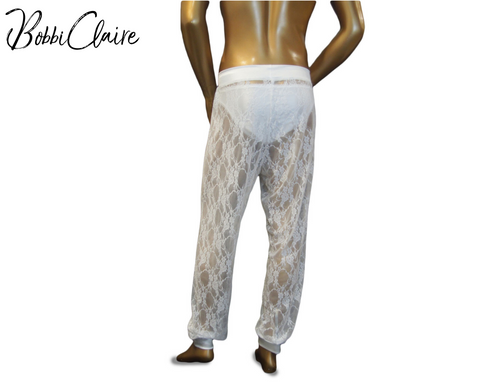 NEW!! White Knight - Pants for Men