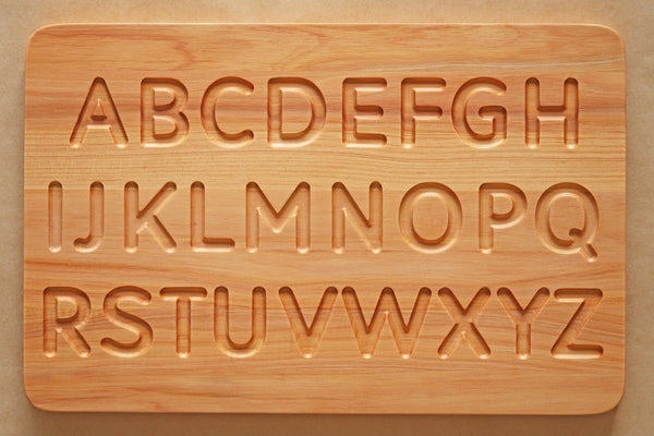Alphabet Tracing Boards