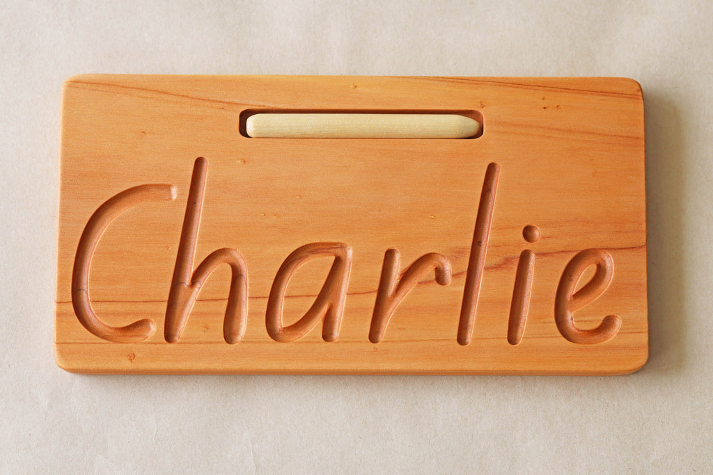 CHARLIE - Name Tracing Board