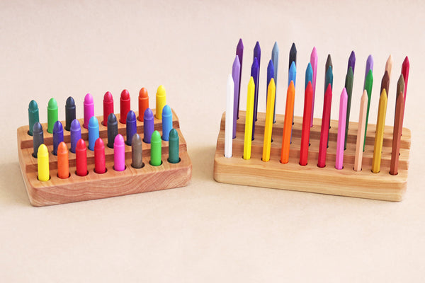 Crayon Holders